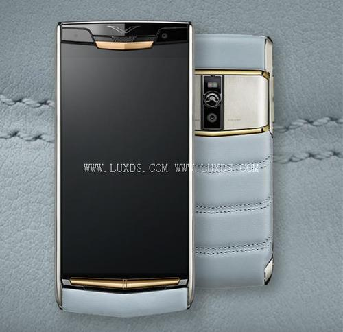 Vertu New Signature Touch Light Blue