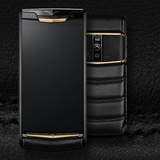 Vertu New Signature Touch Black Rose Gold
