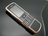 Nokia 8800 Sapphire Arte Black Rose Gold